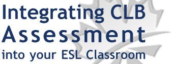 Integrating CLB Assessment