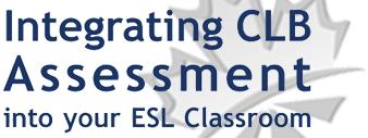 Integrating CLB Assessment
